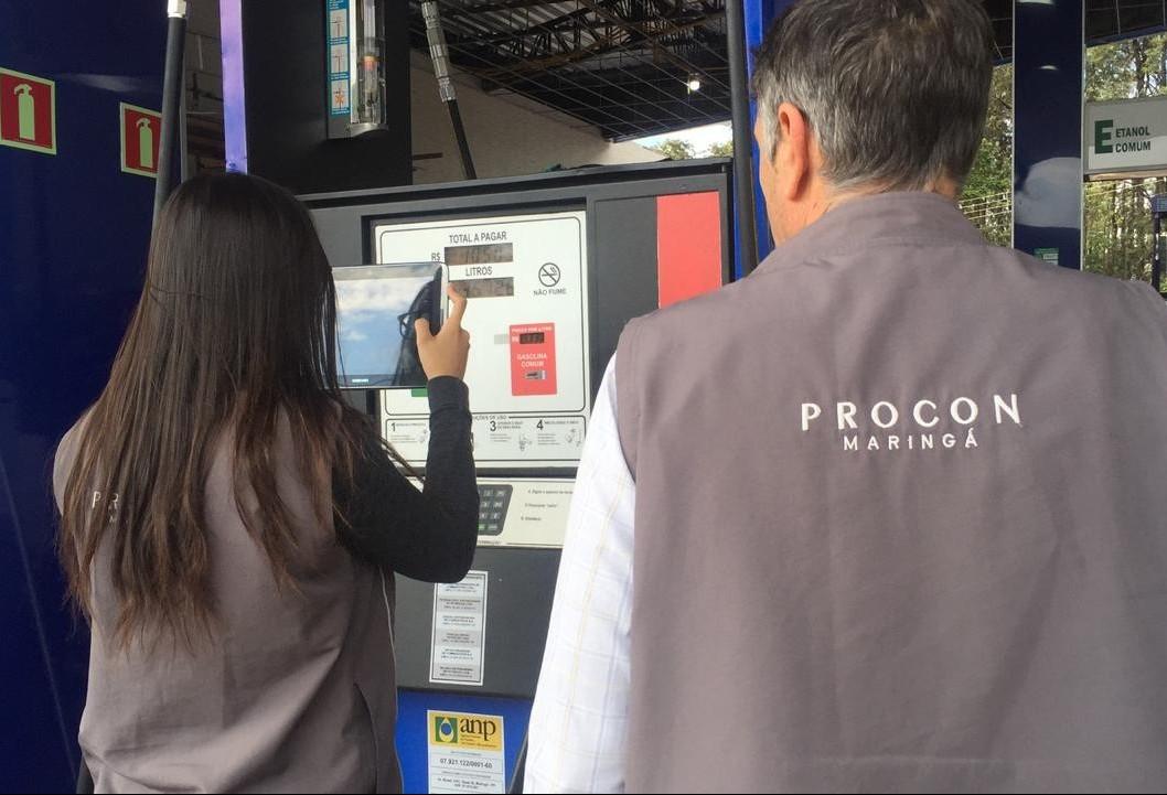 Procon aplica multa de 132 mil reais em posto por vender gasolina por preço abusivo