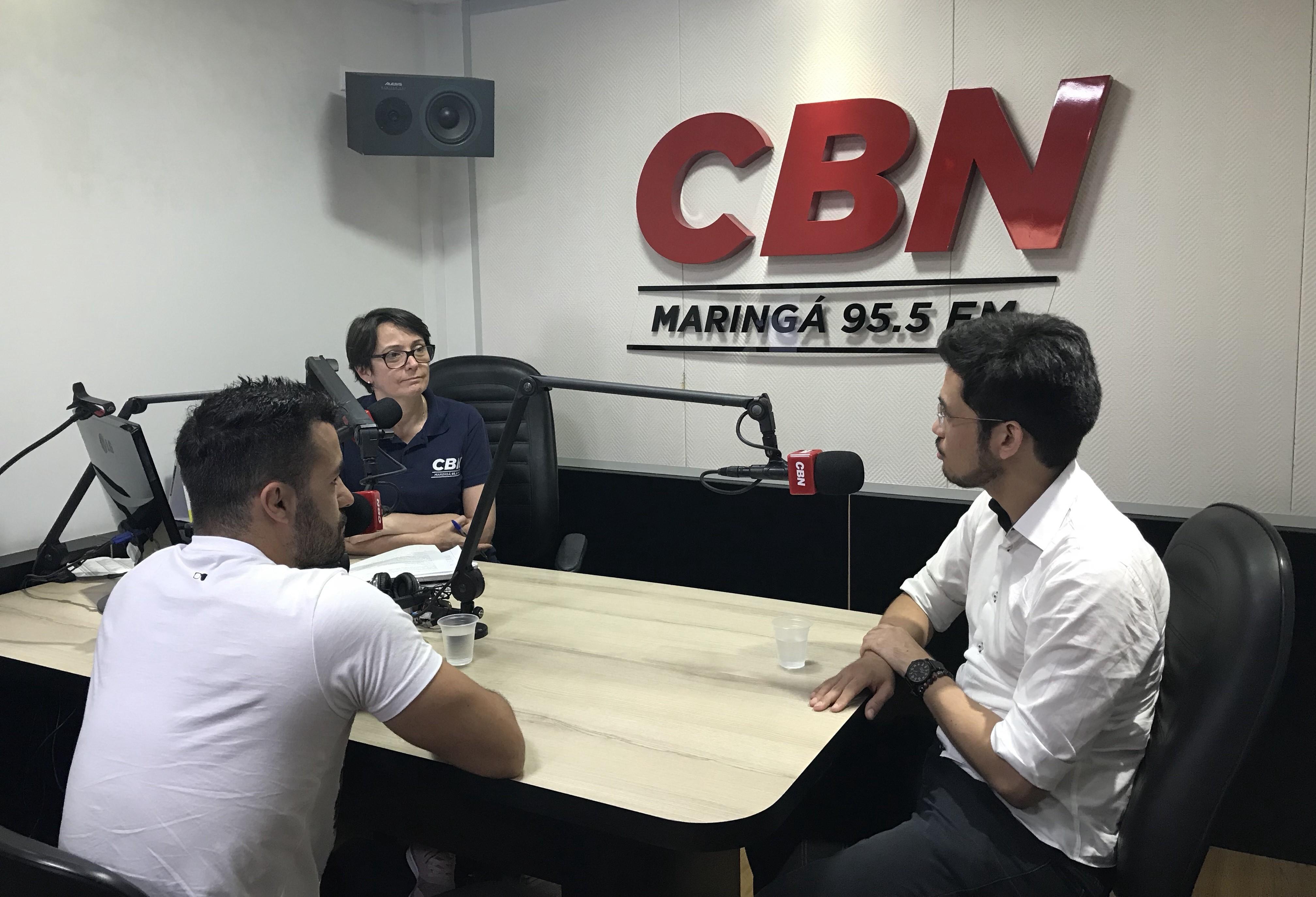 Em evento na Câmara de Maringá, integrantes do MBL apresentam propostas