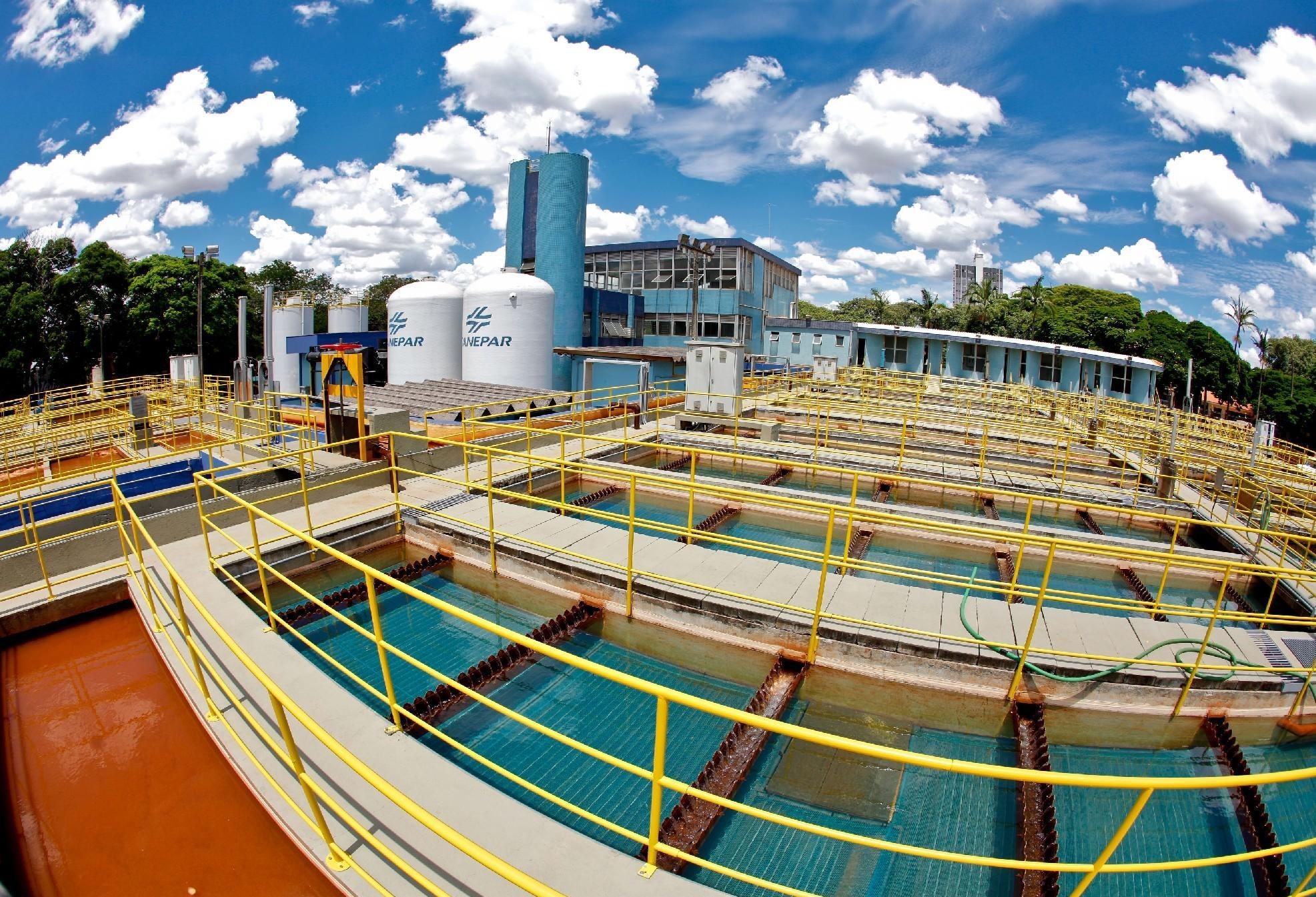 Maringá reinveste 19% do que arrecada em melhorias no serviço de água e esgoto
