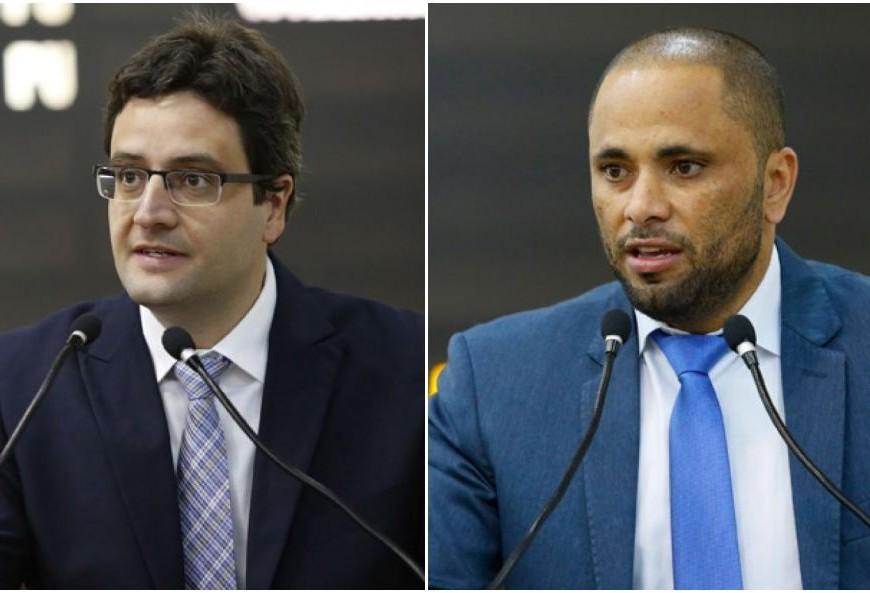 Vereadores eleitos deputados estaduais se despedem da Câmara de Maringá