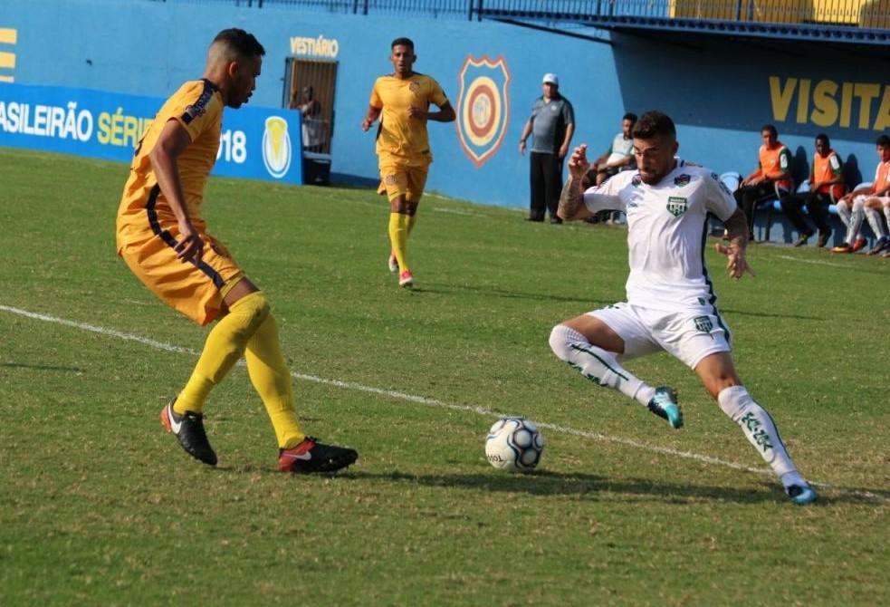 Maringá FC empata em jogo contra Madureira
