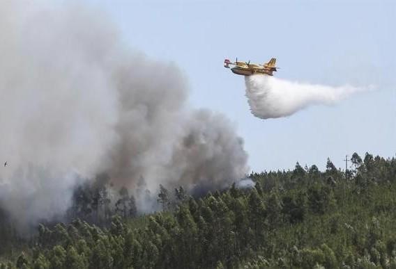 Projeto brasileiro ajuda a combater incêndios florestais em Portugal
