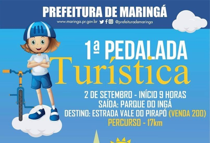 "Maringá terá pedalada pelo ""Vale do Pirapó"""