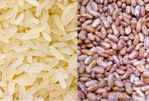 Queda nos preços do arroz e feijão contribuem para redução da inflação no país