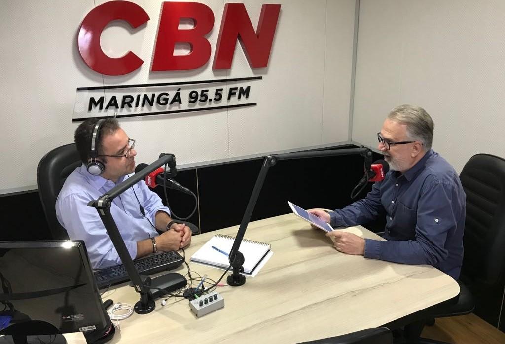 Governo do Paraná libera R$ 13,8 milhões para reforma do Contorno Sul
