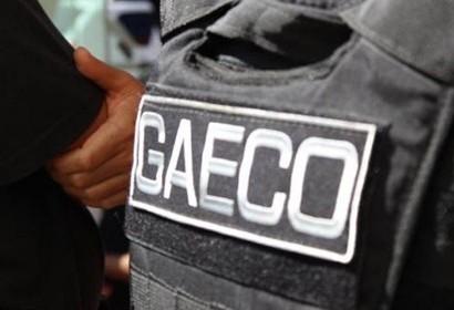 Gaeco cumpre mandado em residência de servidor
