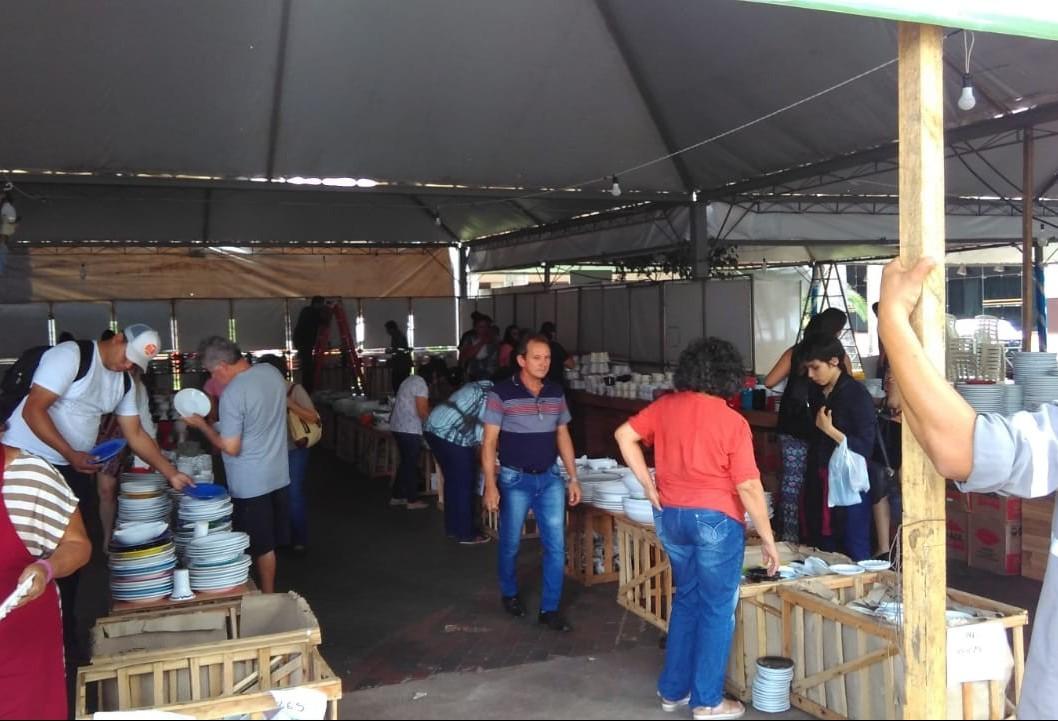 Festa das Nações começa nesta sexta (05) em Maringá