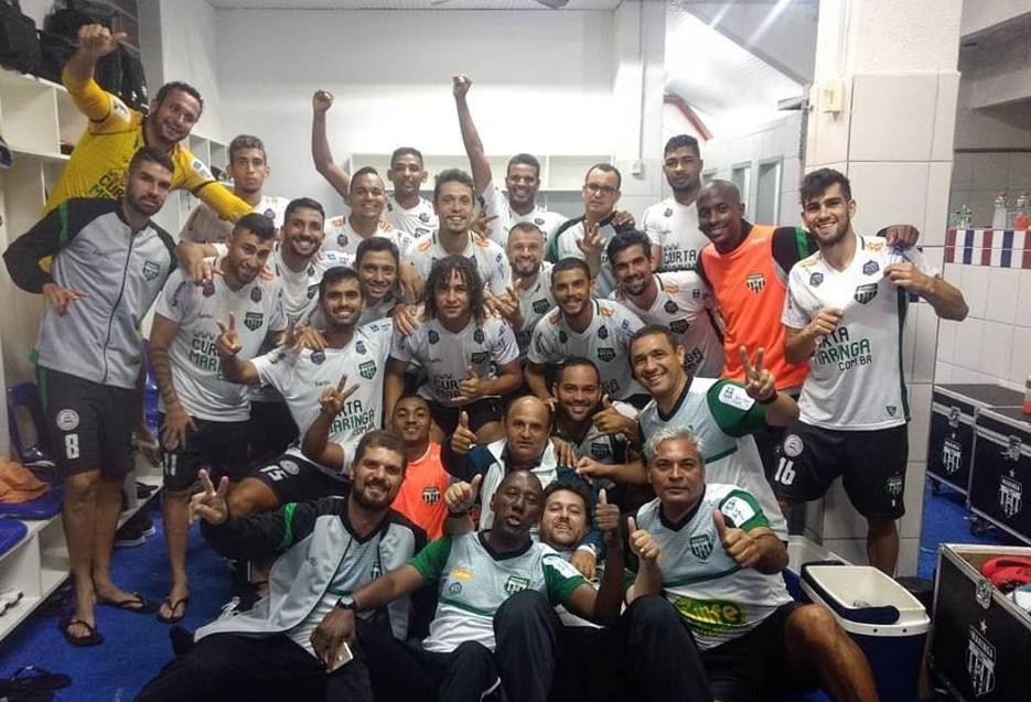 MFC perde para o Paraná Clube, mas está classificado para semifinal