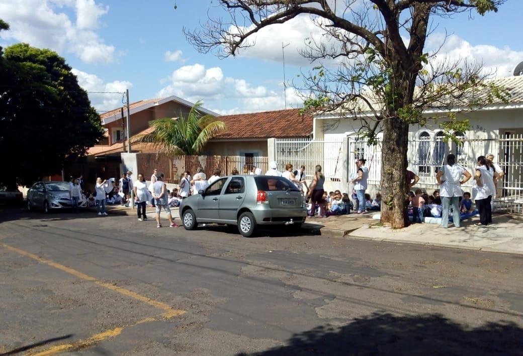 Defesa Civil realiza ação em Cmeis e escolas municipais de Maringá