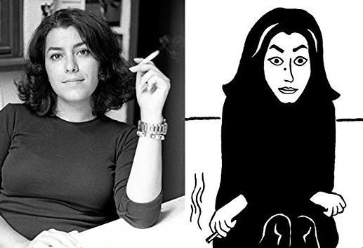 A liberdade do Irã nos quadrinhos de Marjane Satrapi