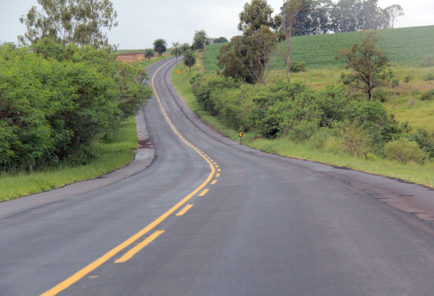Motorista morre em acidente na PR 323
