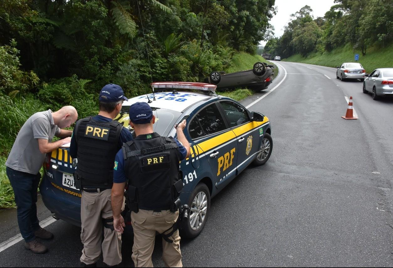 Número de mortes nas rodovias federais na região norte do Paraná aumenta