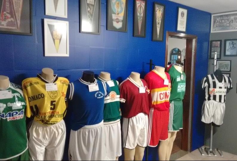 Museu Esportivo será inaugurado nesta segunda-feira (30)
