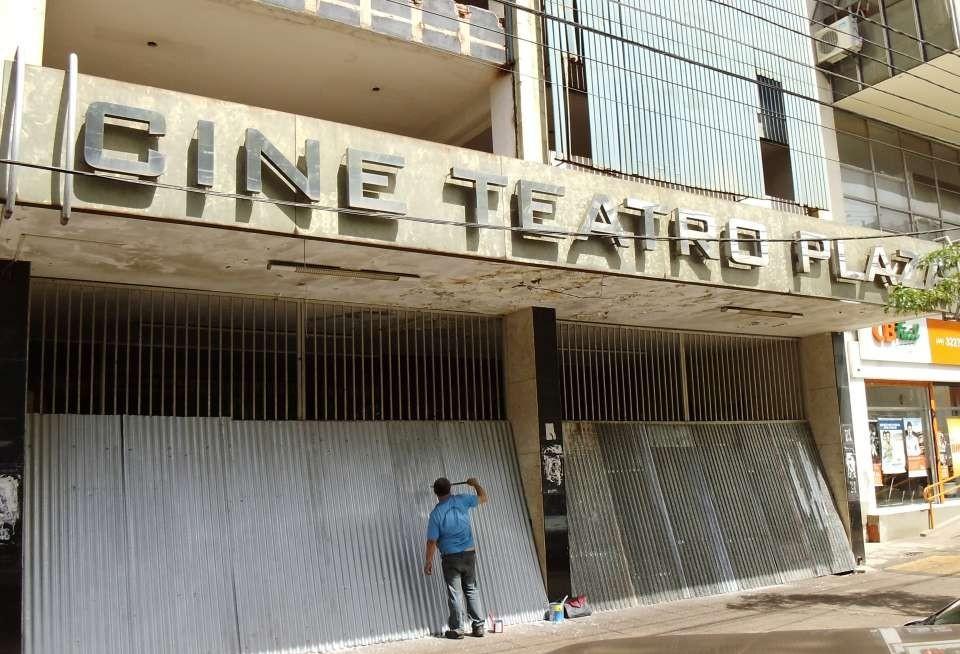 Avaliação prévia do Cine Teatro Plaza ocorre neste mês