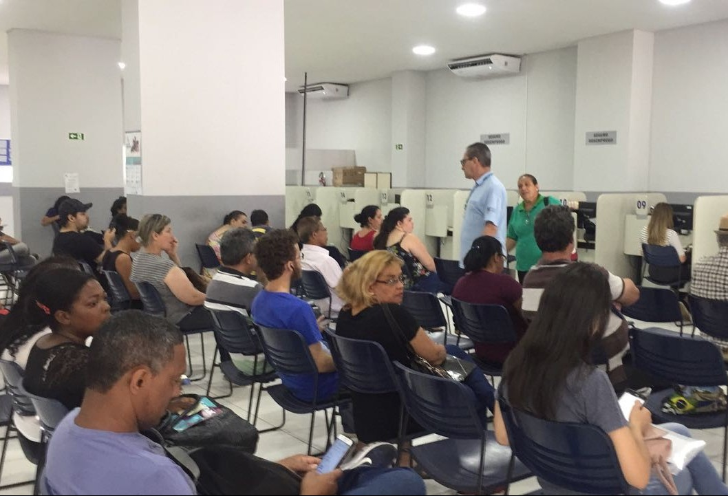 Maringá abriu 501 vagas em setembro