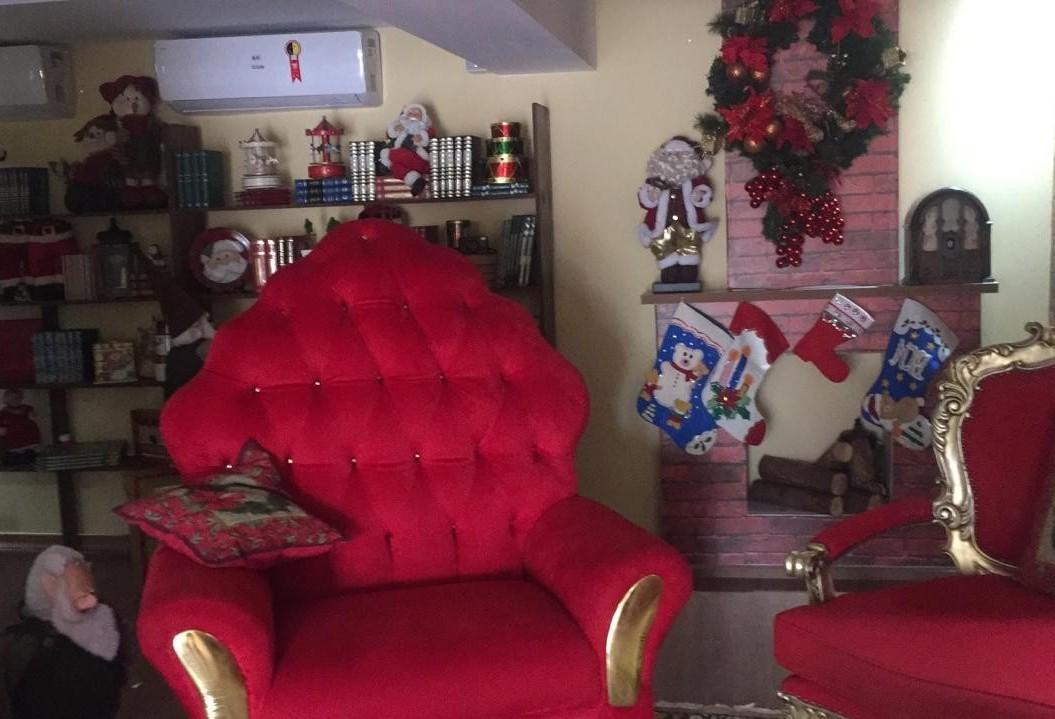 Dez empresas disputam licitação para casa do Papai Noel