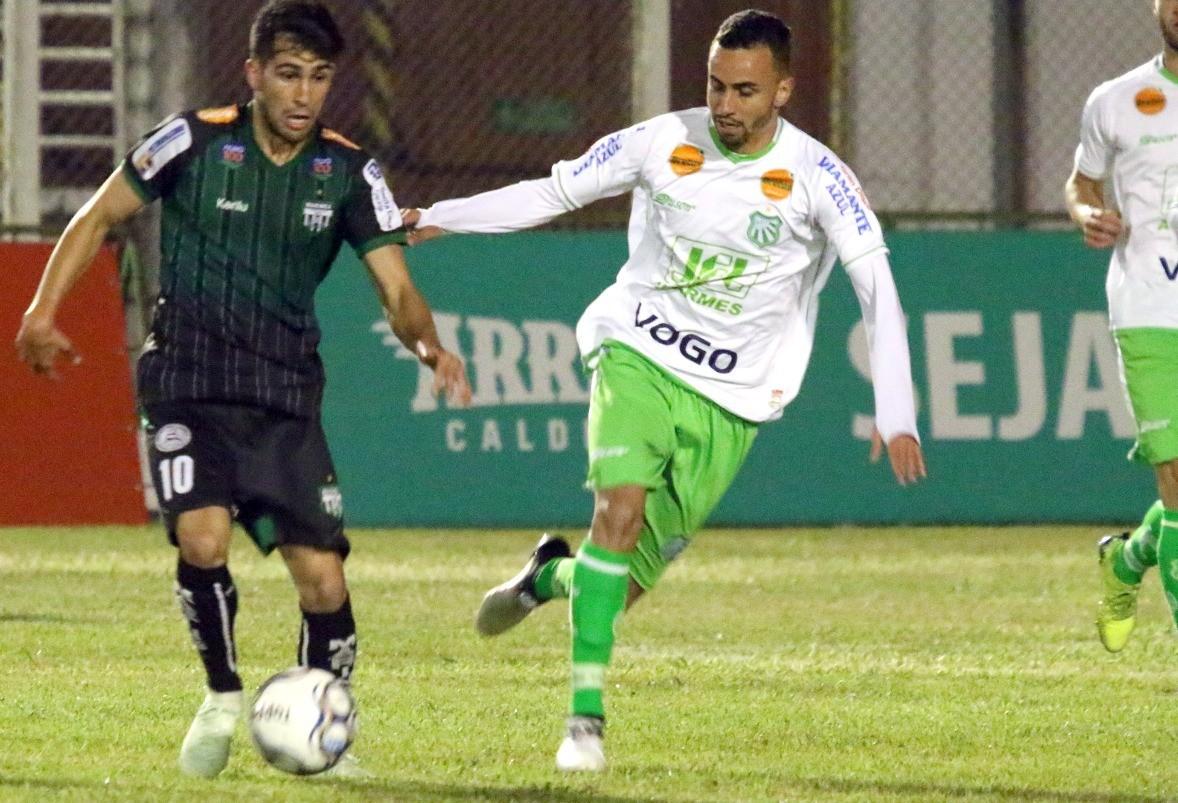 Maringá FC empata com Caldense e se classifica na Série D do Brasileiro