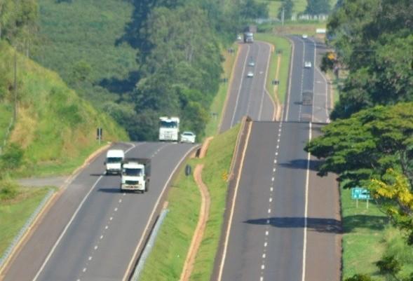 Trechos campeões de acidentes da região Noroeste estão em Maringá