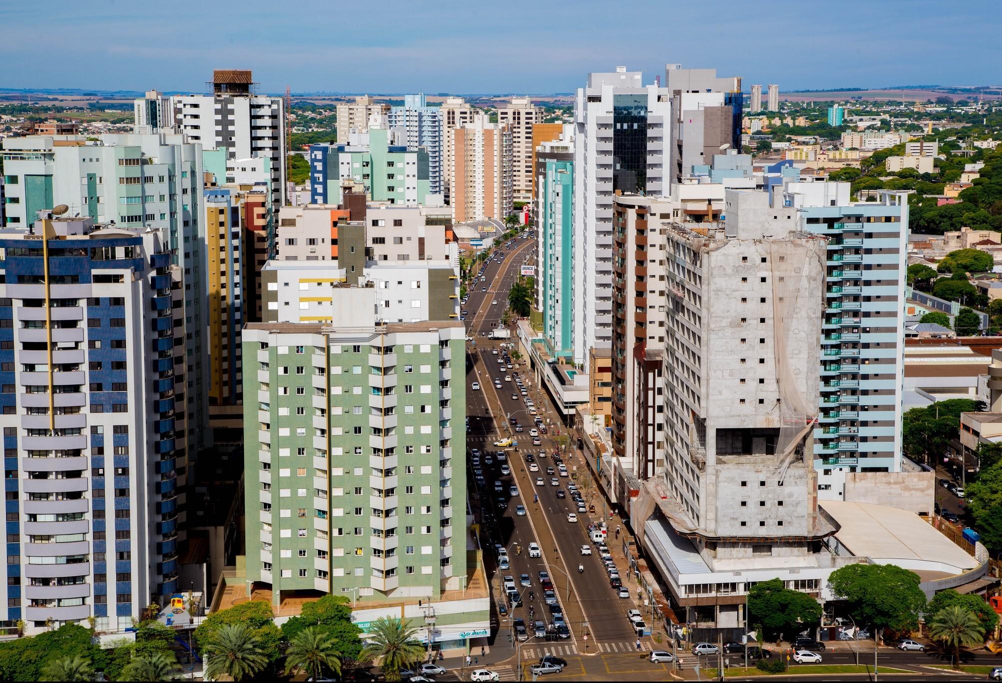 Planejamento econômico é uma forte característica de Maringá
