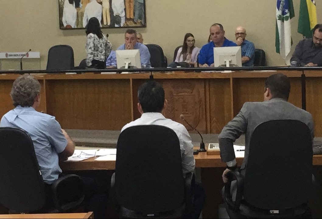 CPI do Transporte Coletivo ouve representantes da TCCC