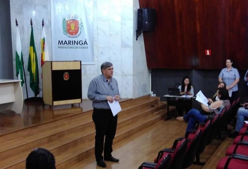 Fazenda recua e altera orçamento da Cultura de Maringá