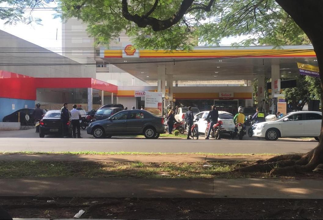 Procon fiscaliza postos de combustíveis em Maringá