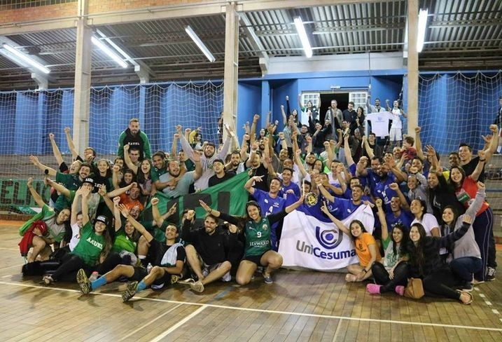 Maringá terá que criar comissão para organizar Jogos Universitários Brasileiros