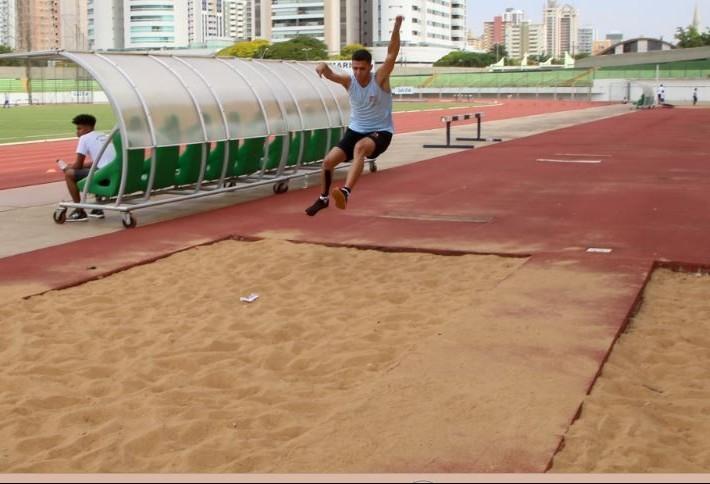 Paratletas maringaenses disputam competição nacional em SP