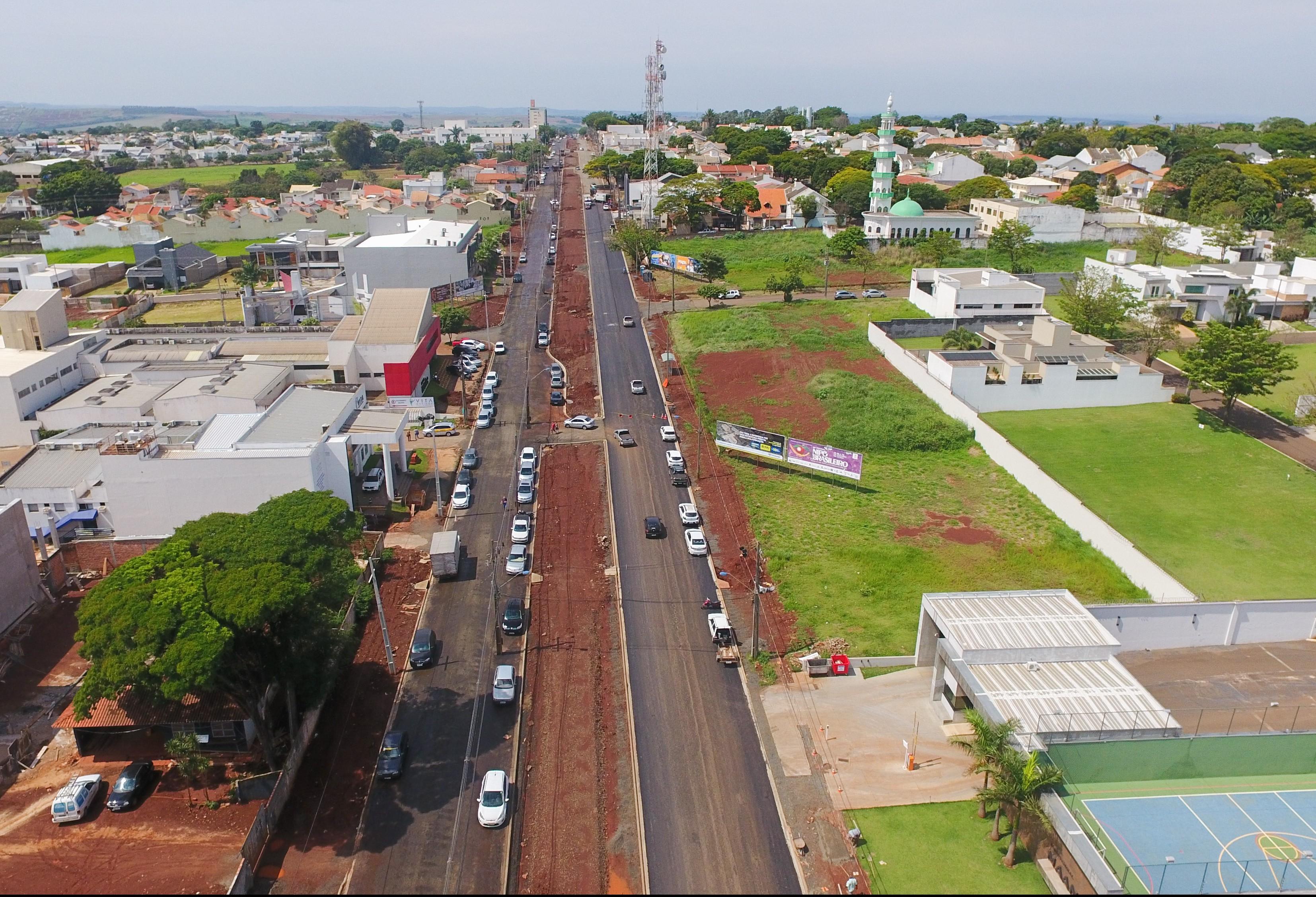 Duplicação da Carlos Borges altera linhas de ônibus