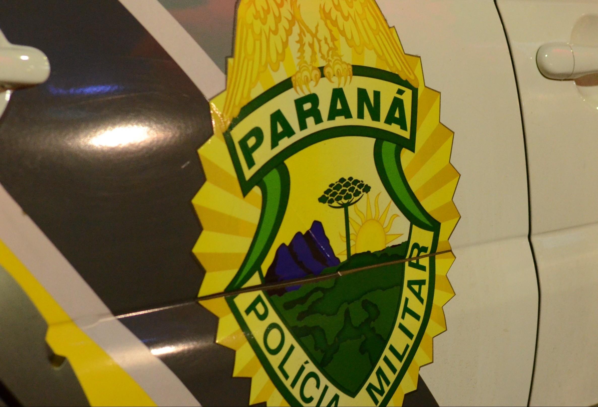 Dupla armada rouba moto em Maringá
