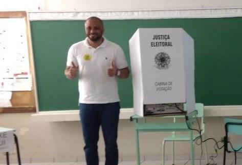 Do Carmo diz que a palava agora é esperança, a decisão está na mão de cada brasileiro