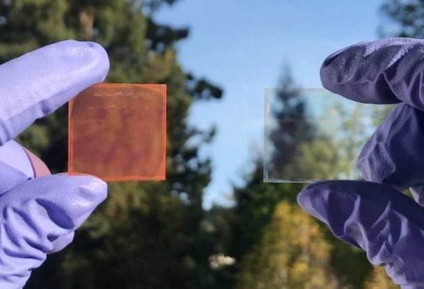 Pesquisadores criam vidro que converte energia solar em eletricidade