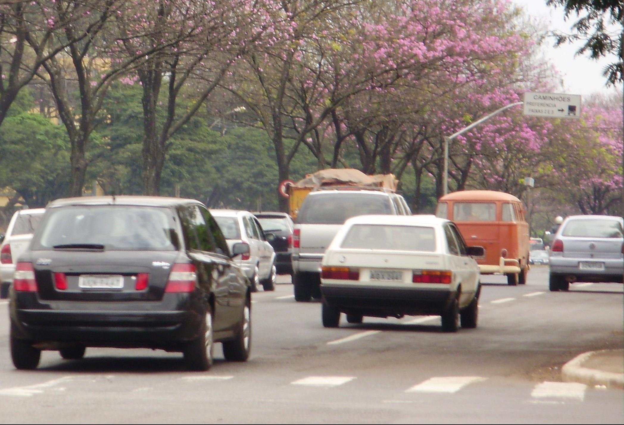 Quase 70 mil veículos não pagaram o IPVA deste ano em Maringá