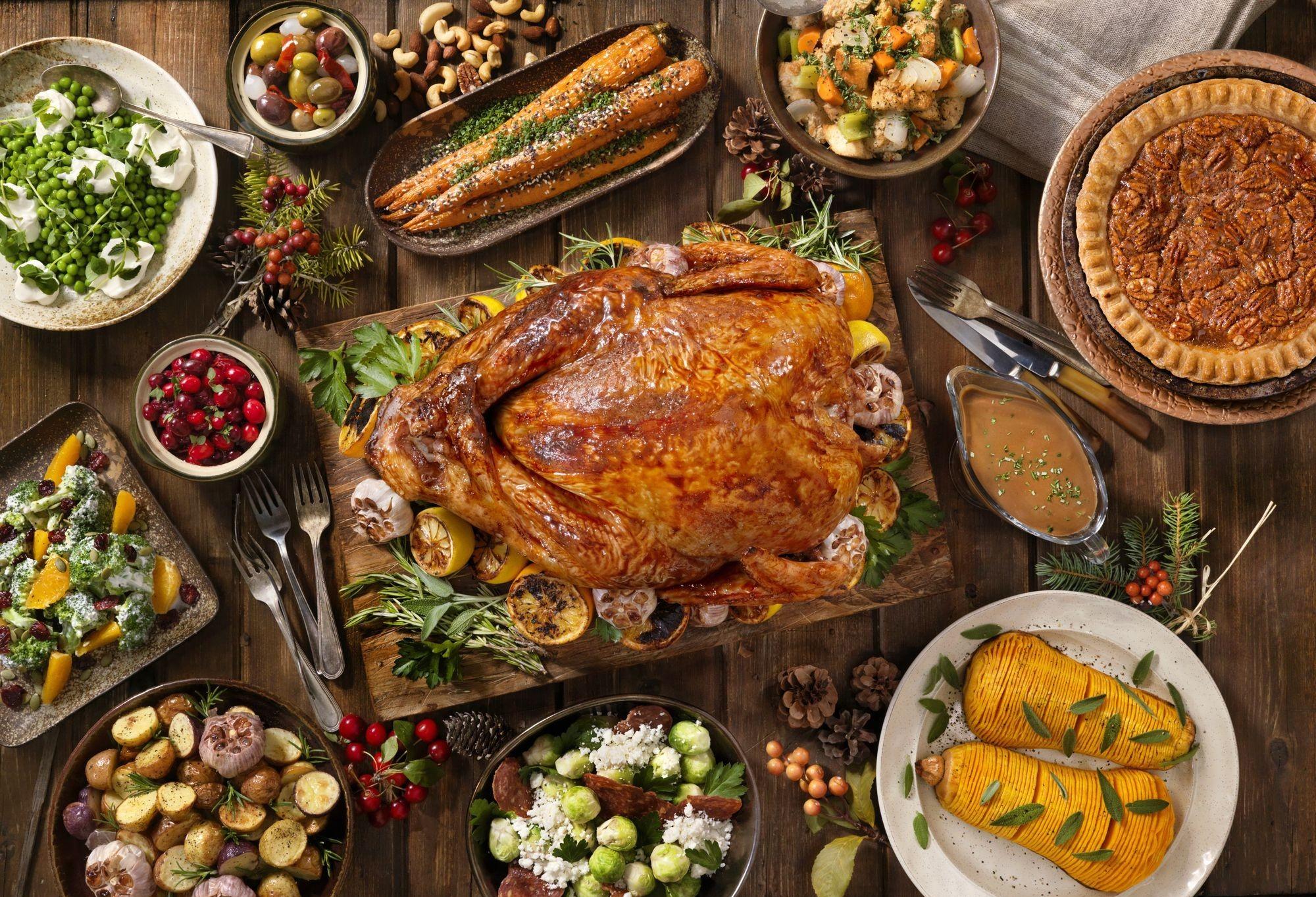 ONGs promovem ações para conscientizar sobre alimentação no Dia de Ação de Graças