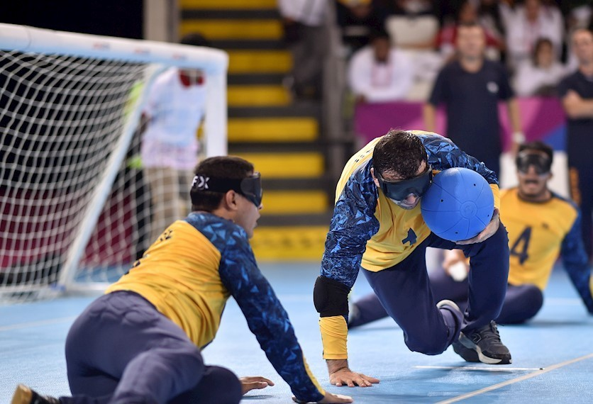 Equipe maringaense disputará Brasileiro de Goalball em SP