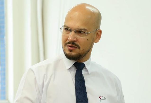 """""""Maior desafio é planejamento estratégico"""", diz novo secretário de Gestão de Maringá"""