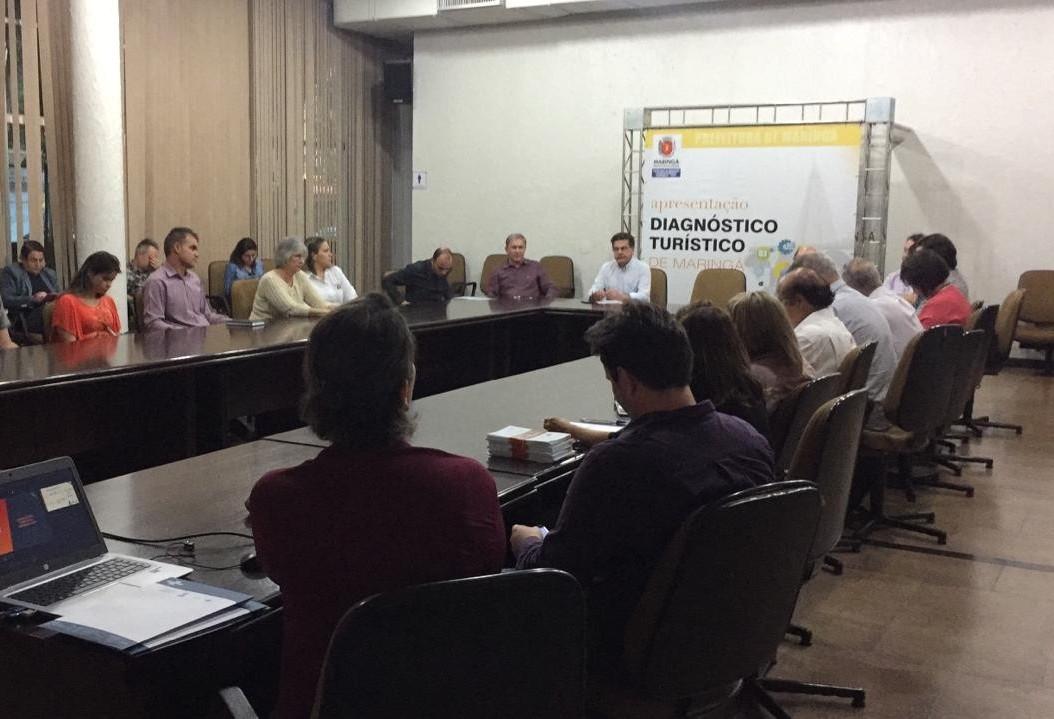 Relatório traz 189 sugestões para setor turístico de Maringá