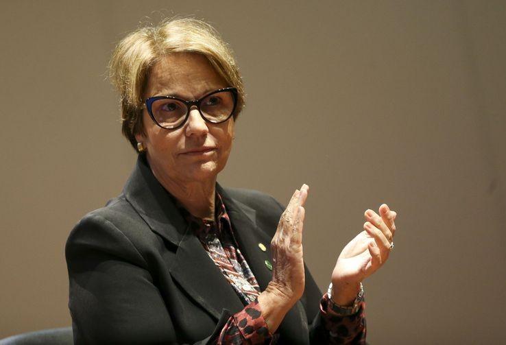 Na ExpoLondrina, ministra da Agricultura diz que Plano Safra deveria acabar