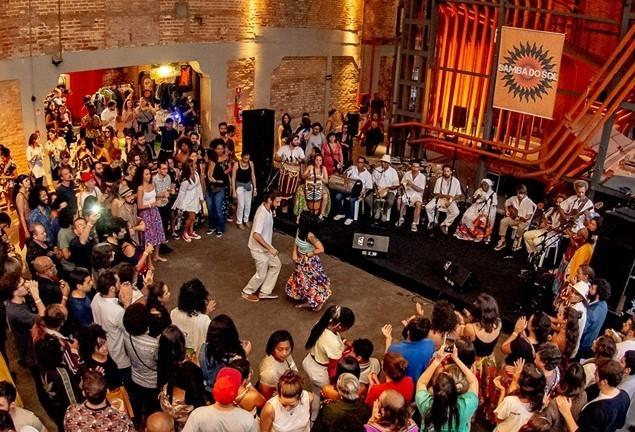 Projeto de dança traz ações de capoeira no fim de semana em Maringá