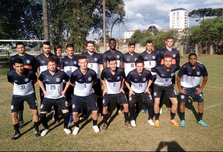 Grêmio Maringá disputa a terceira divisão do Paranaense