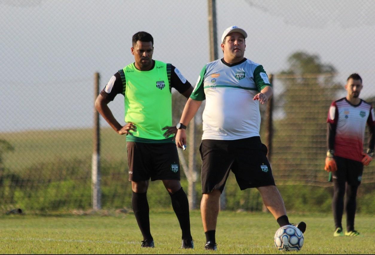 Fernando Marchiori deixa o Maringá FC