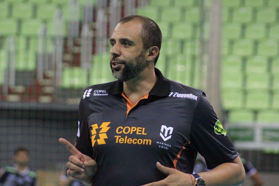 Agora demitido, ex-treinador do Copel Maringá teve 20% de aproveitamento em jogos oficiais