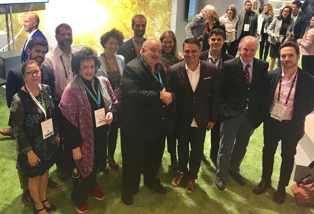 Curitiba participa do Congresso Mundial de Cidades Inteligentes