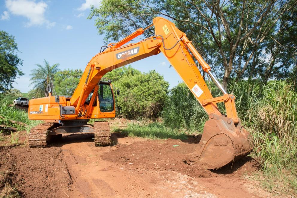 Cinco estradas rurais de Maringá serão restauradas