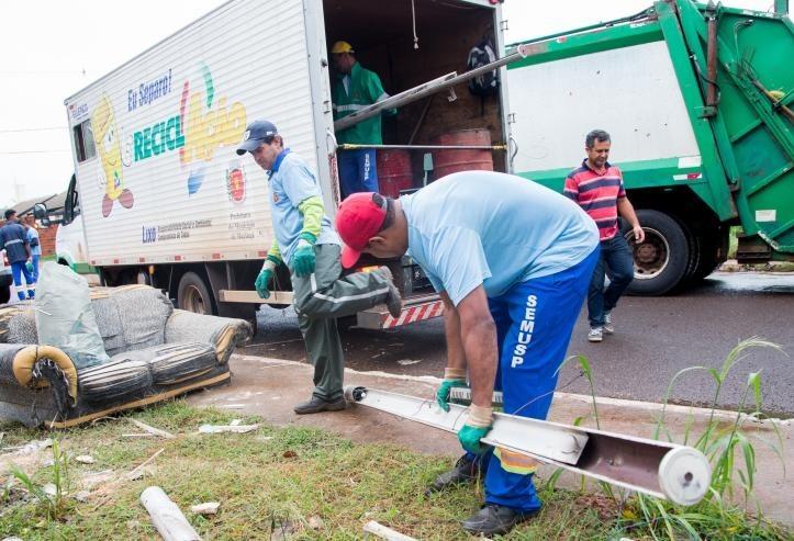 Programa 'Bota Fora' será na Vila Operária