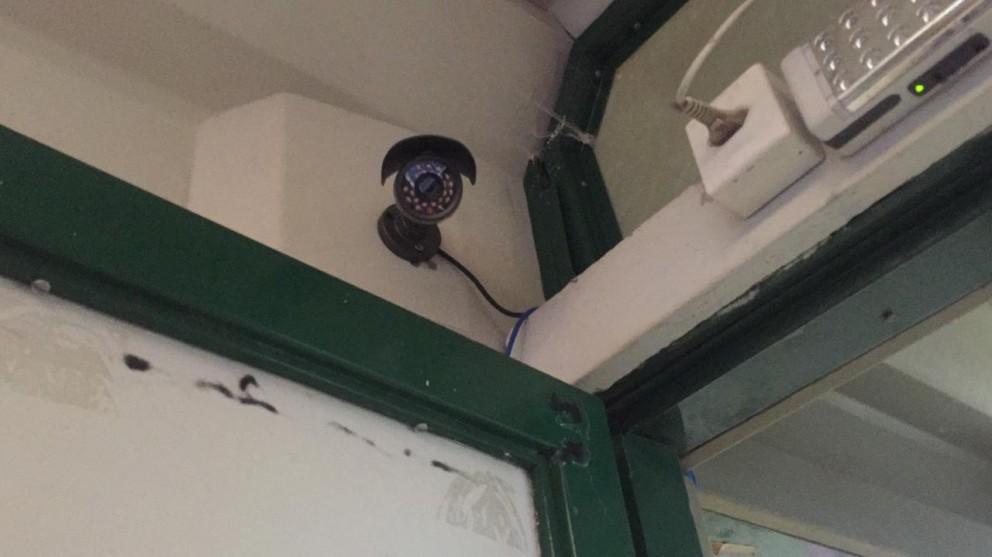Salas de aula poderão ser monitoradas por câmeras