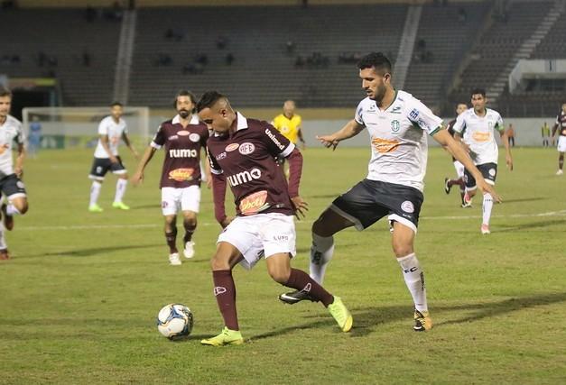 Vitória do MFC dá sobrevida ao time