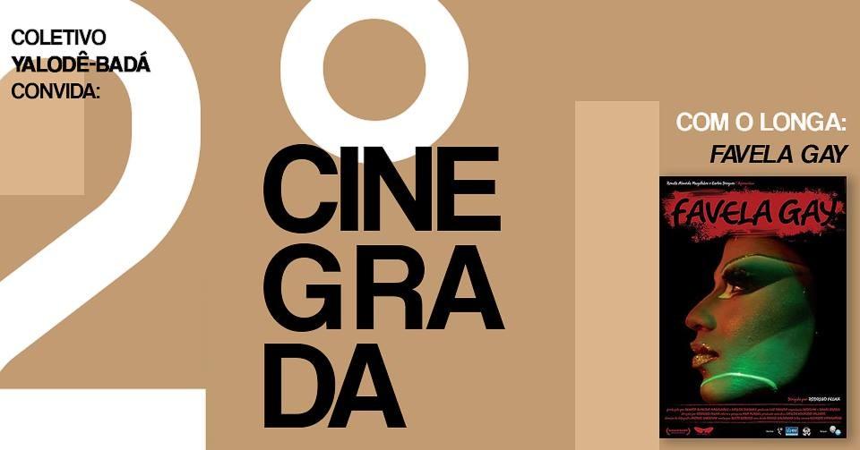 """Coletivo negro organiza segunda edição do """"Cinegrada"""""""
