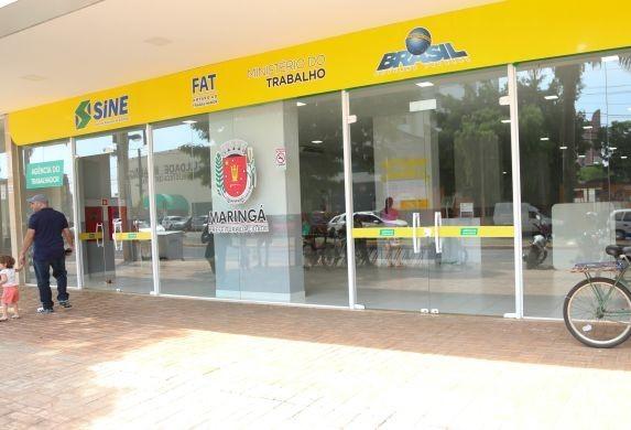 Agência do Trabalhador de Maringá oferta 108 vagas