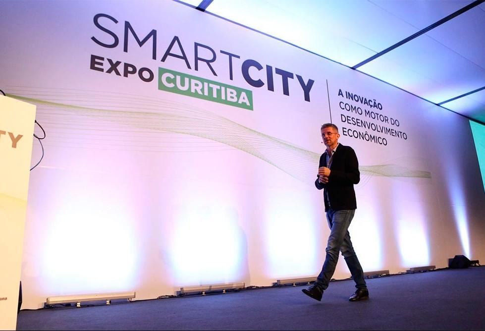 2ª edição do Congresso Mundial de Smart Cities será em Curitiba